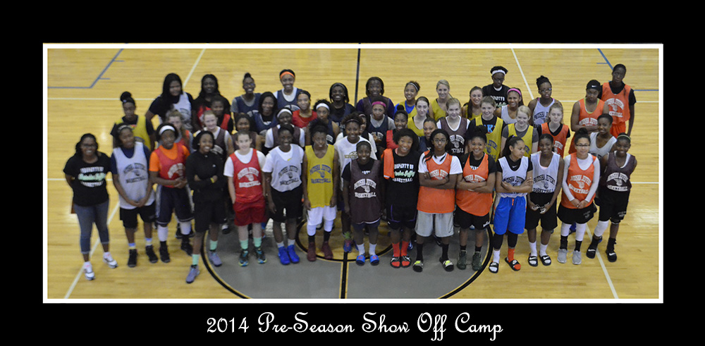 2014 Pre-Season Show Off Camp